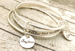 Personalized Stacking Bracelets - HadyaTrends