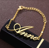 Personalized Name Bracelet - HadyaTrends