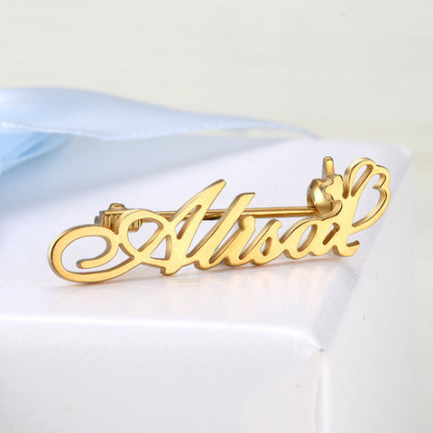 Personalized Brooches - HadyaTrends