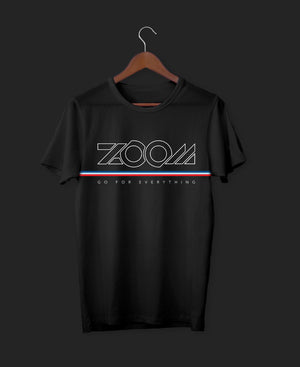 "Camisa ZOOM - ""Go for everything"""