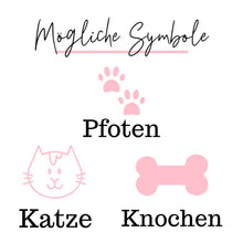Lade das Bild in den Galerie-Viewer, Jute Tasche I DOG MOM I CAT MOM