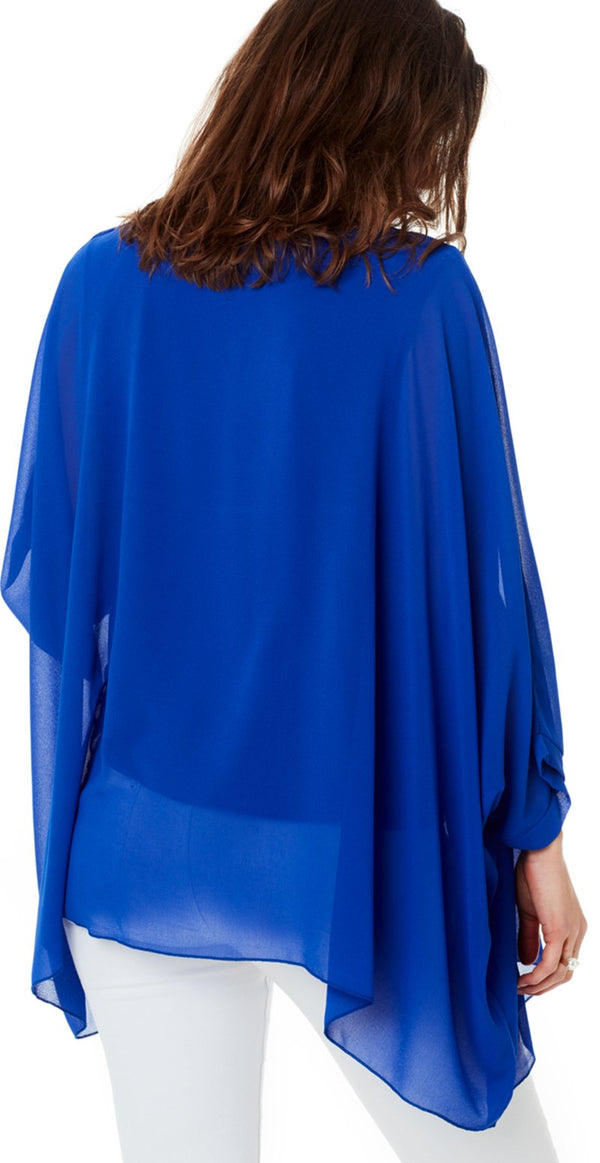 ROYALBLUE OVERSIZE BLUSE (4502560637009)