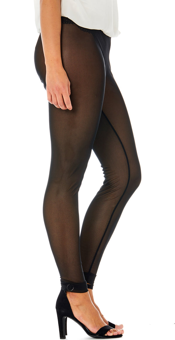 Sort mesh leggings