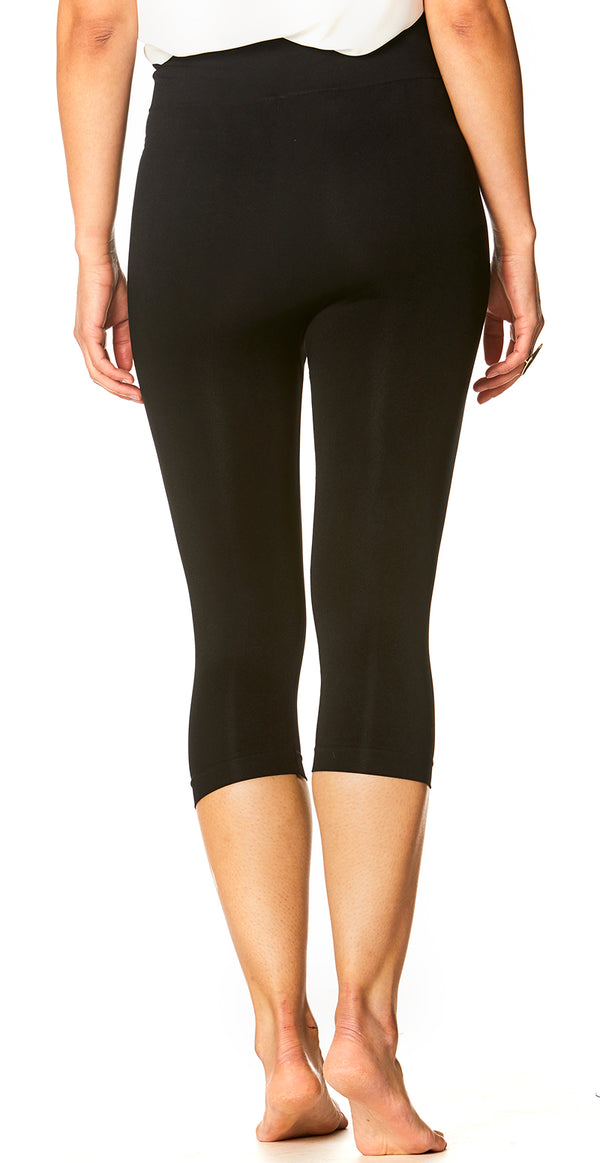 Sort capri leggings