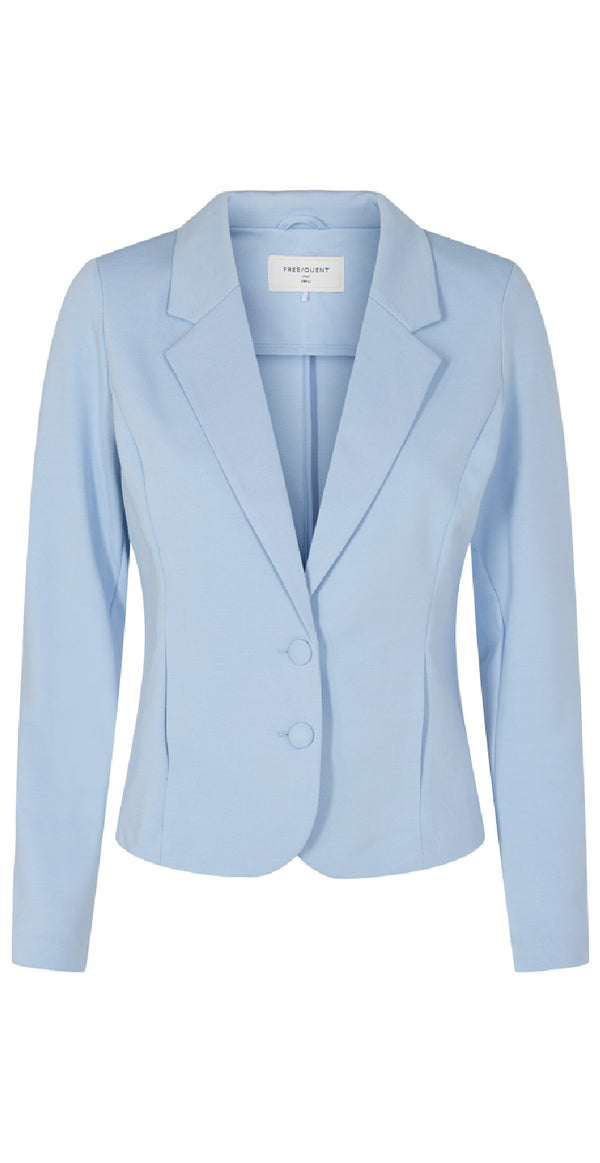 Nanni blazer chambray blue