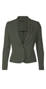 Olive night Nanni blazer