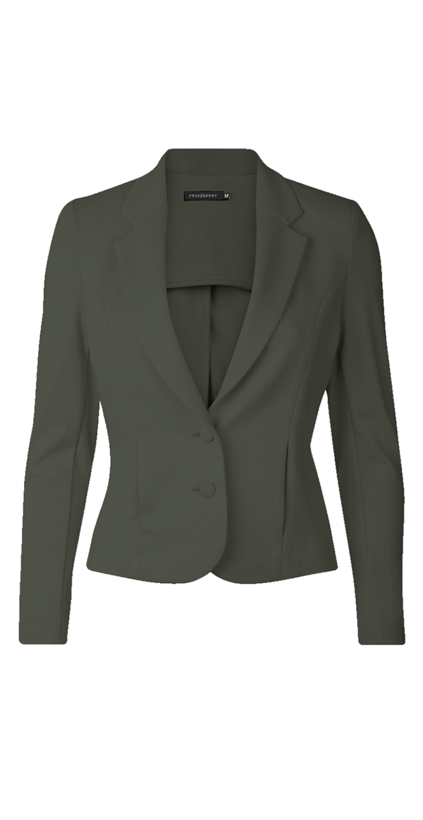 Olive night Nanni blazer (4502674604113)