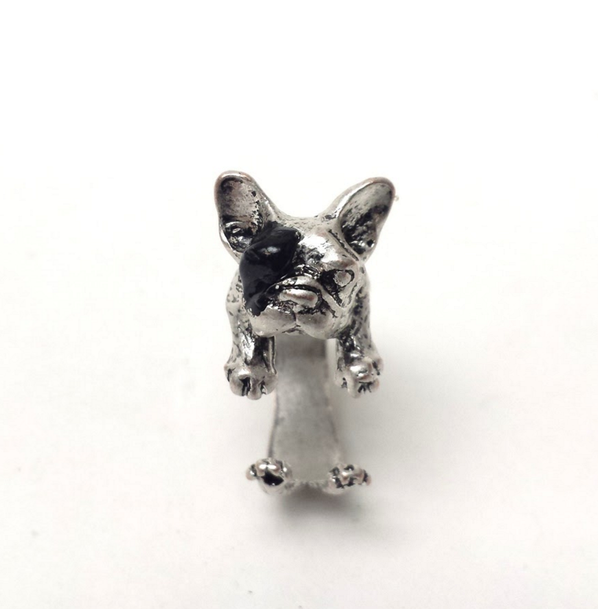 Manny the Frenchie Ring