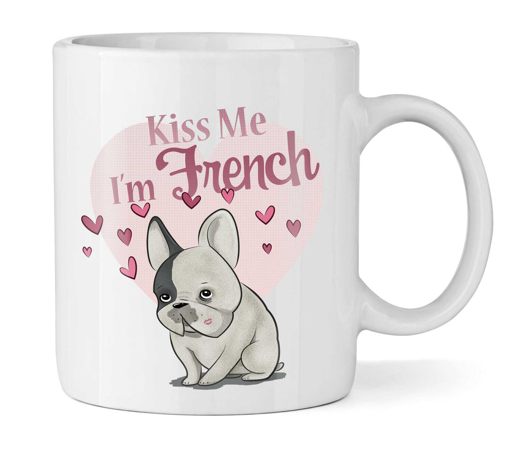 Kiss me I'm French Mug