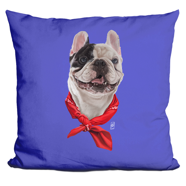 Pawsome Portrait Pillow