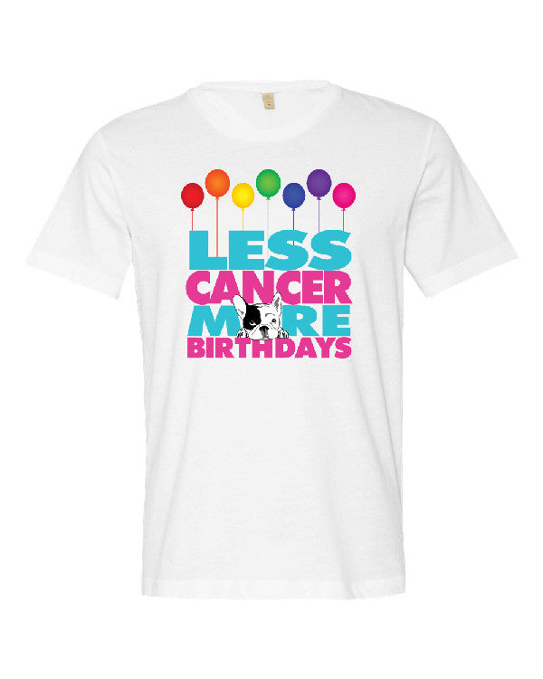 "Manny + American Cancer Society: ""Less Cancer, More Birthdays!"""