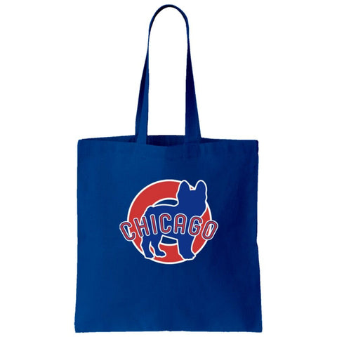 Manny + Chicago Cubs Tote Bag