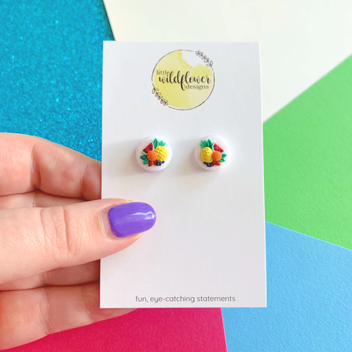 Berry Fruity Micro Studs