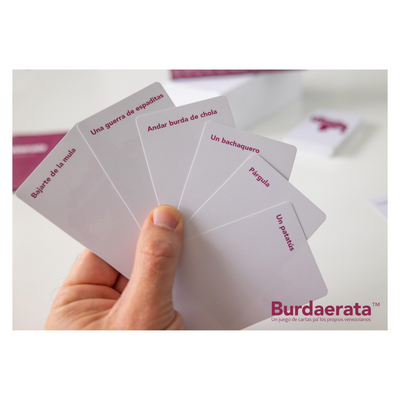 Burdaerata Venezuelan Card Game