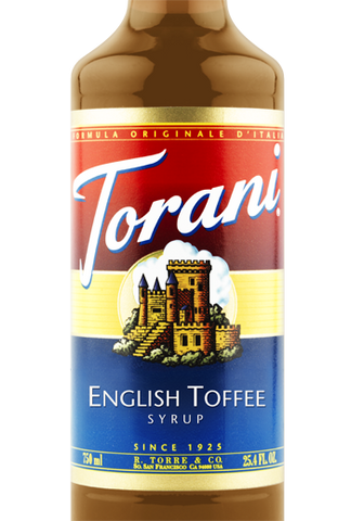 Torani - English Toffee