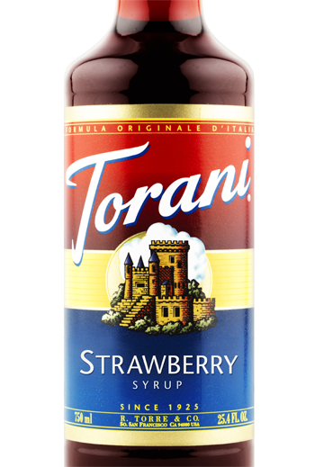 Torani - Strawberry