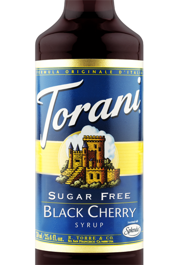 Torani - Sugar Free Black Cherry