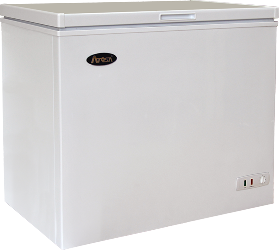 Solid Chest Freezer - 9 Cubic Ft.
