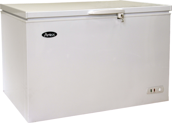 Solid Chest Freezer - 13 Cubic Ft.
