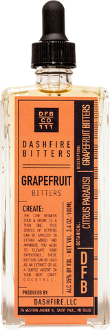 Grapefruit Bitters