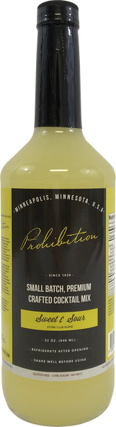 Sweet & Sour - Stork Club Blend