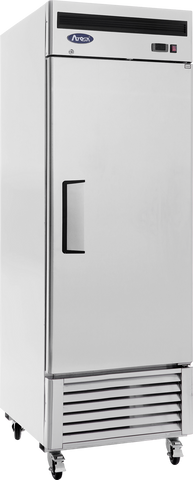 Bottom Mount Single Door Reach-In Freezer