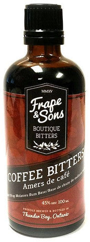 Frape & Sons Coffee Bitters
