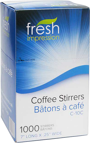 Birchwood Coffee Stirrers