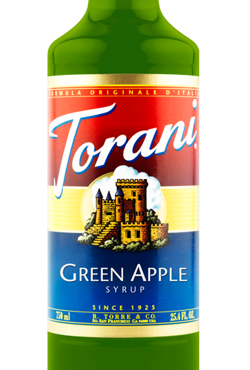 Torani - Green Apple
