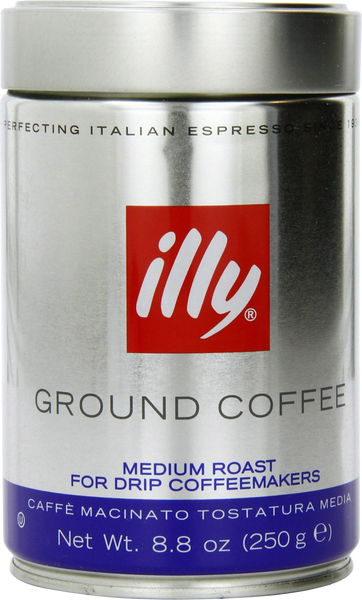 Illy Ground, Coffee Blue