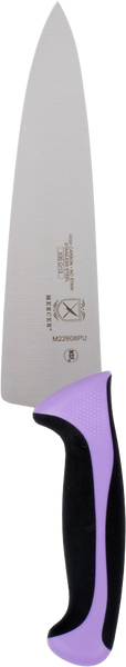 "Millennia - 8"" Chef Knife Purple"