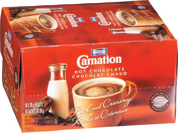 Carnation Rich & Creamy Hot Chocolate