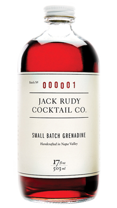 Small Batch Grenadine