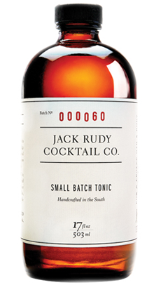 Small Batch Tonic