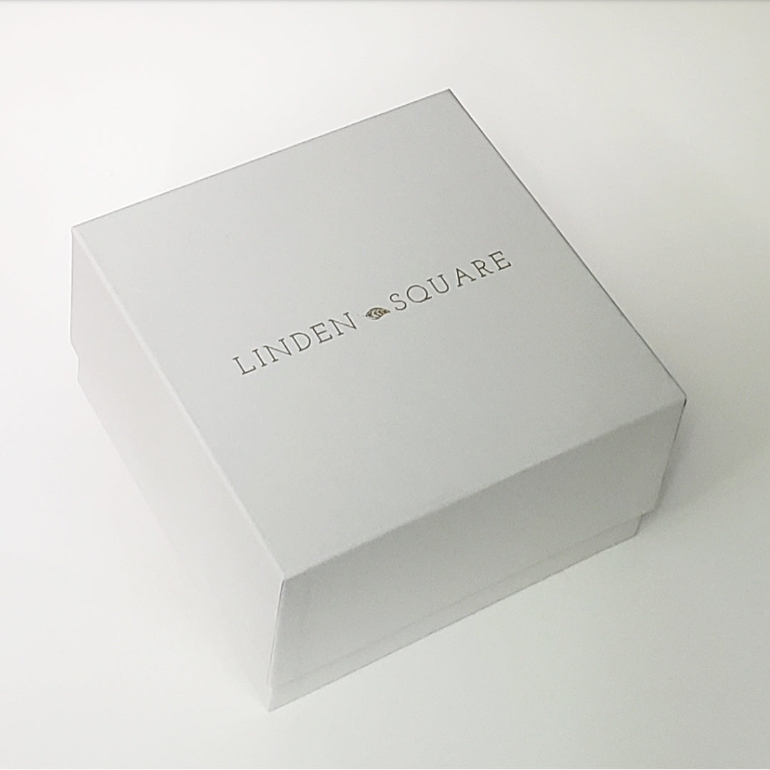 Signature Cape Cod Linen Embossed Mini Box