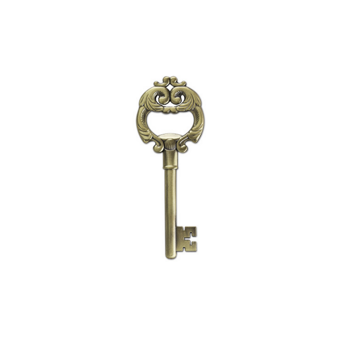 Antique Key Bottle Opener