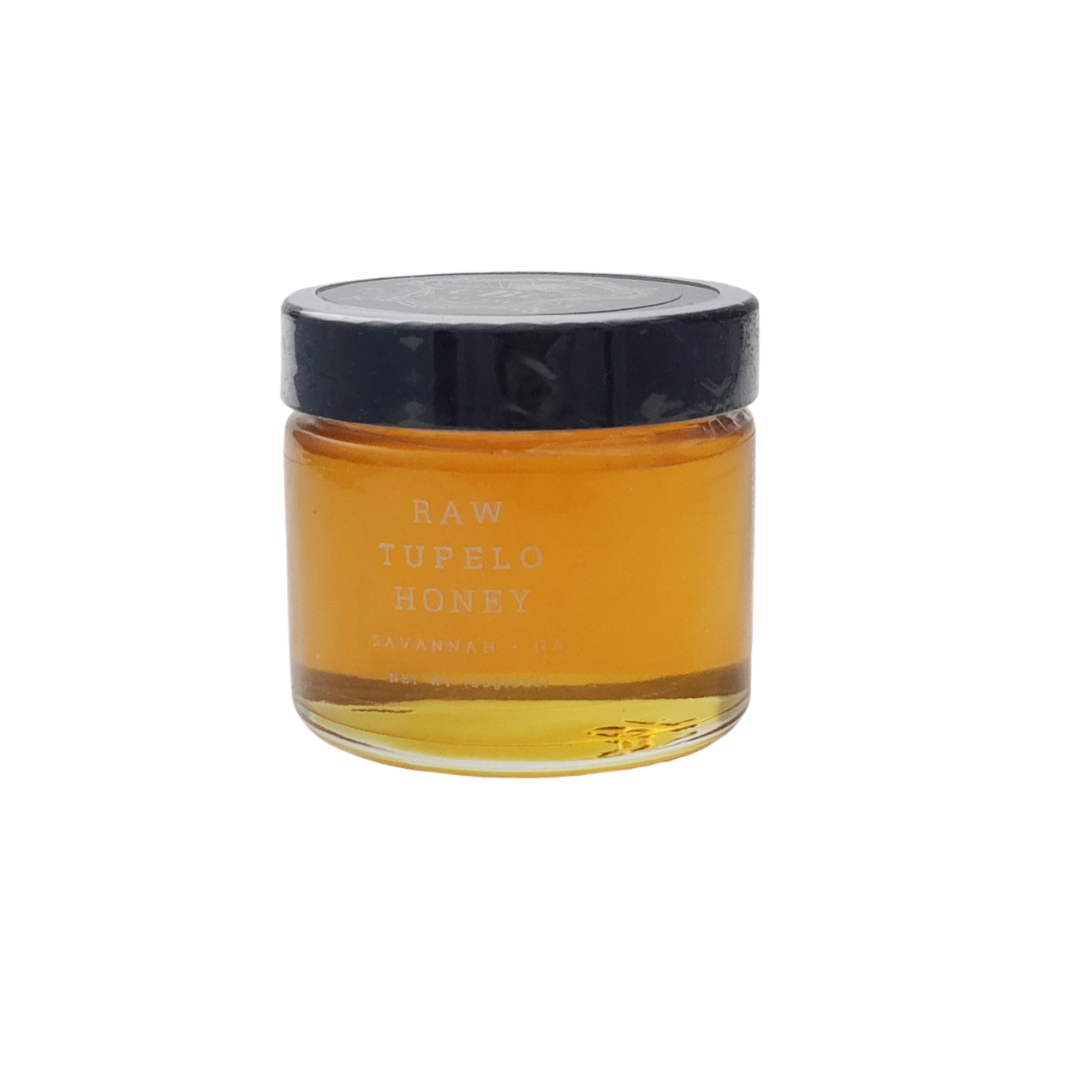 Capital Bee Company Raw Tupelo Honey