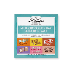 MILK CHOCOLATE BAR COMBINATION PACK