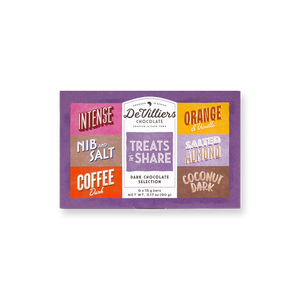 Dark Share Pack - de villiers chocolate us