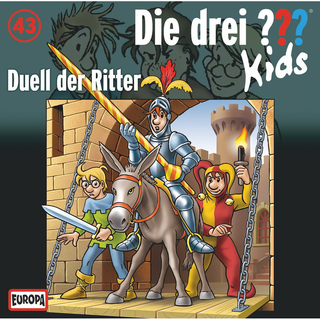 CD ??? Kids 43 Duell der Ritter