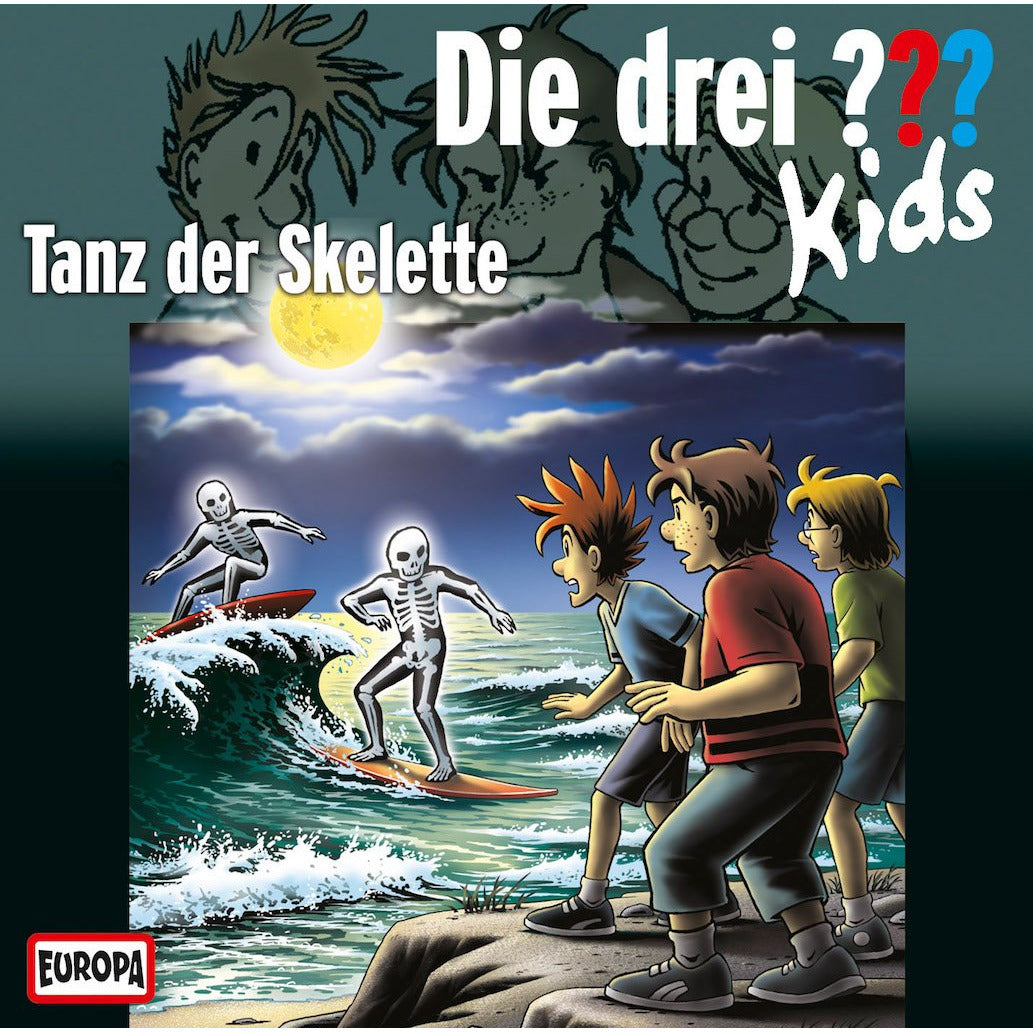 CD ??? Kids 48 Tanz der Skelette