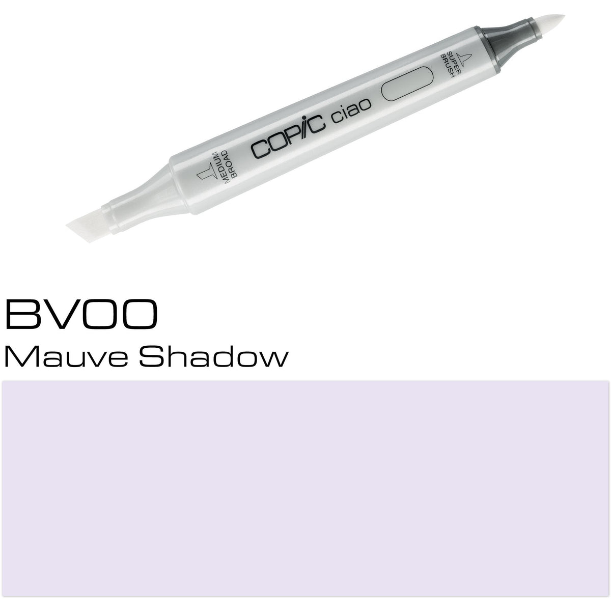 COPIC ciao Marker, BV00