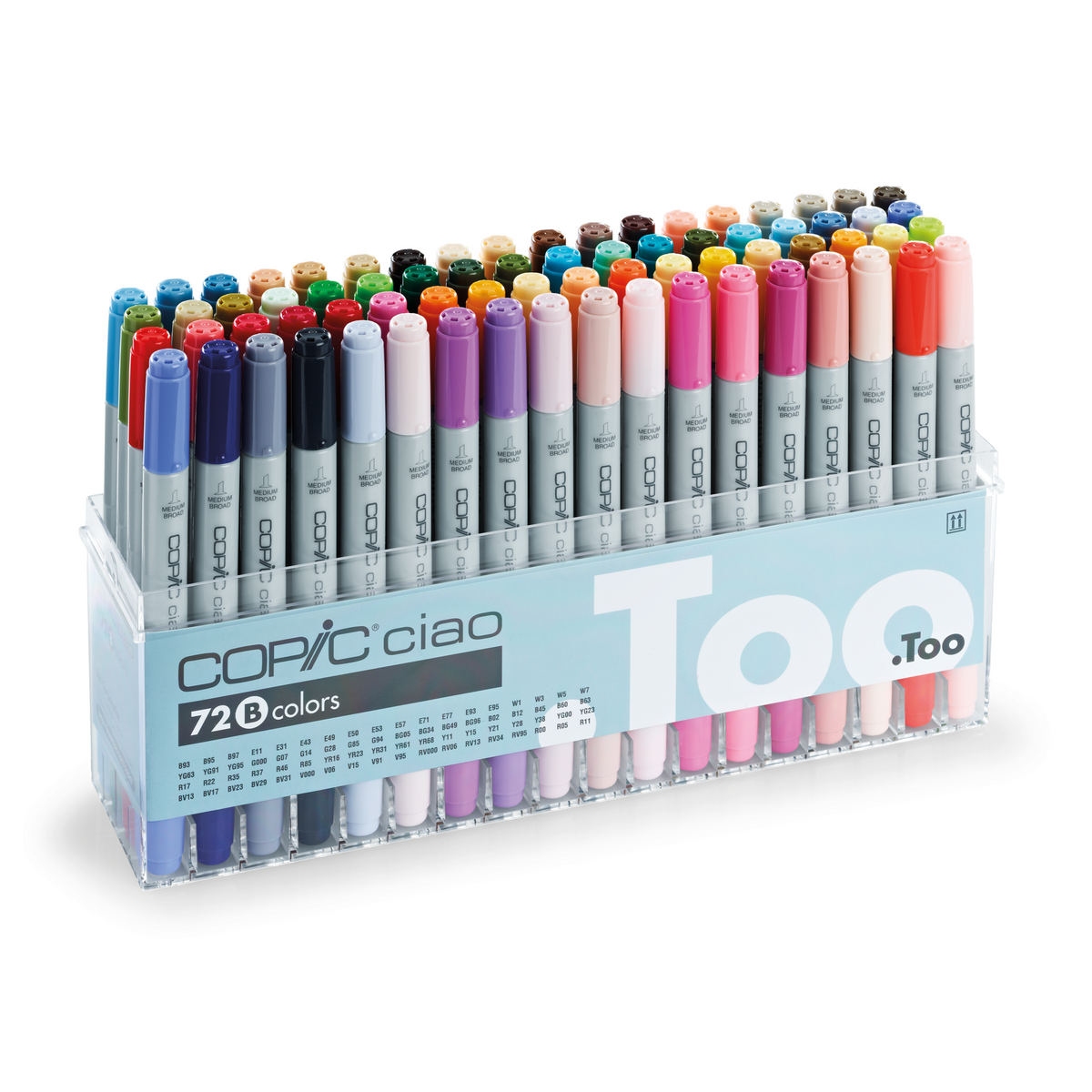 Copic ciao 72er Set B