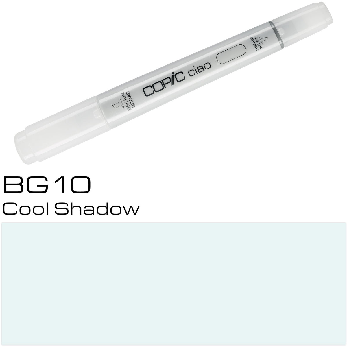 COPIC ciao Marker BG10