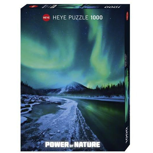 Northern Lights - Puzzle - 1000 Teile