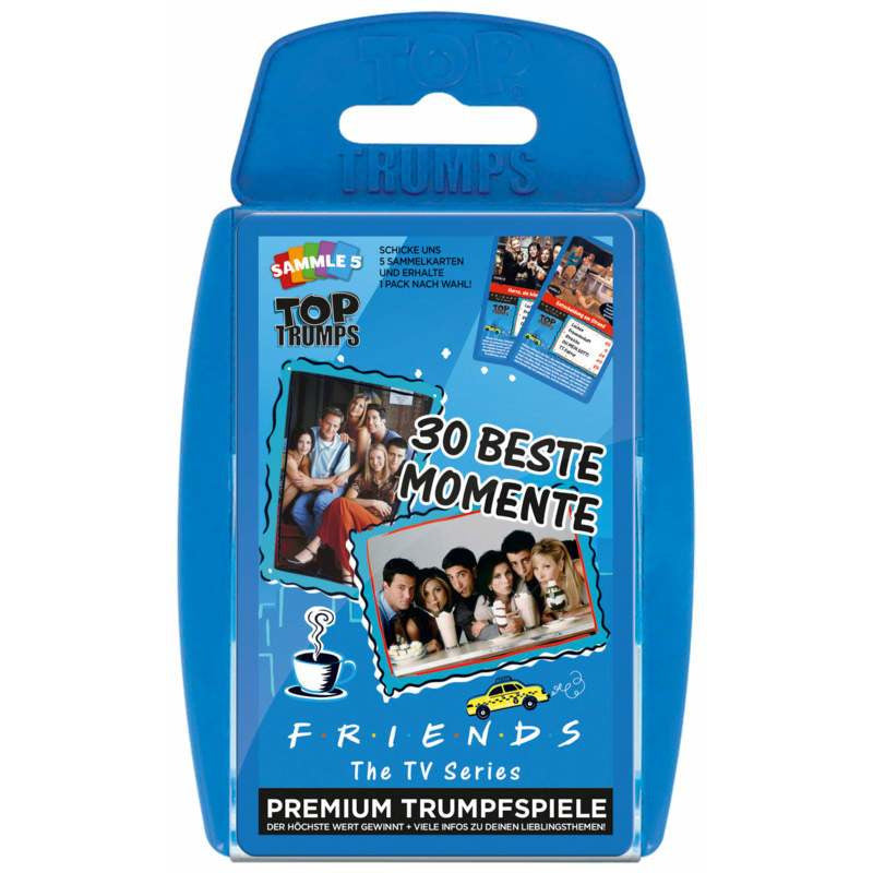 Top Trumps - Friends 30 Beste Momente