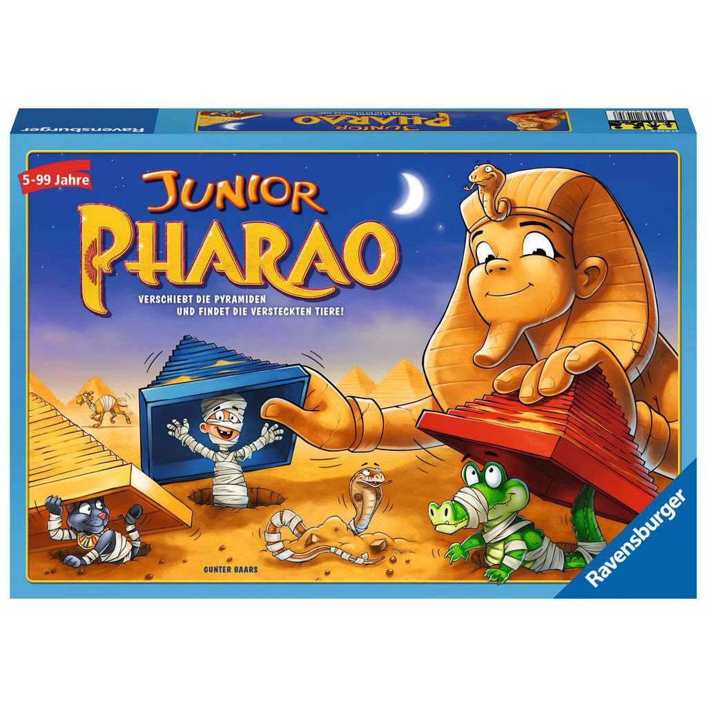 Junior Pharao             D
