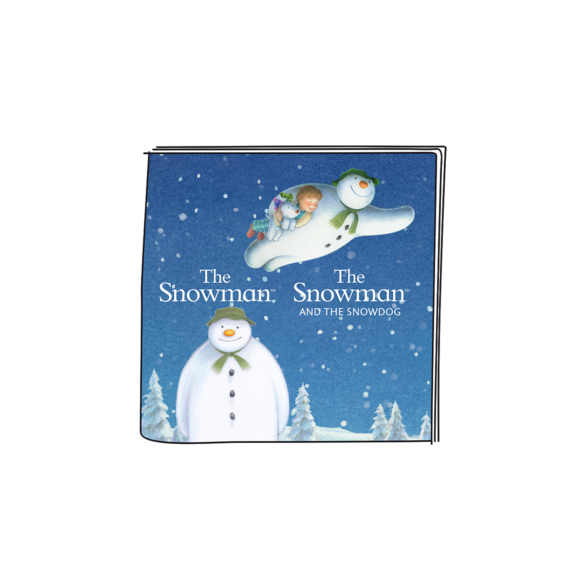 The Snowman - The Snowman and the Snowdog