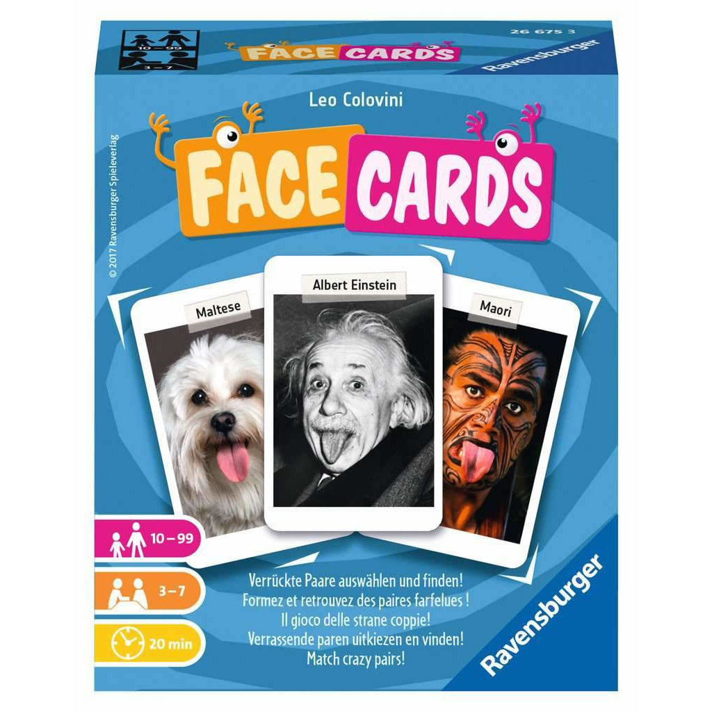 Facecards                 D/F/I/EN/NL