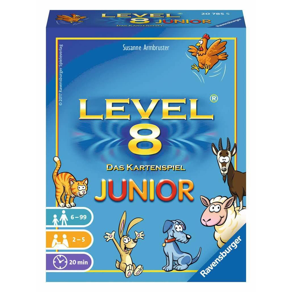Level 8 - Junior        D